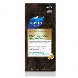 Phytocolor Sensitive 4.77 Châtain Marron Profond pas cher, discount