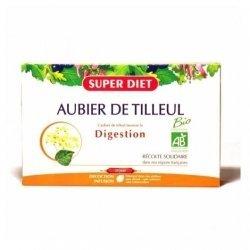 Superdiet Aubier De Tilleul Bio 20 Ampoules