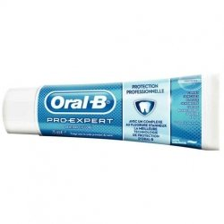 Oral-B Dentifrice Pro-Expert Menthe Extra-Fraîche 75ml pas cher, discount