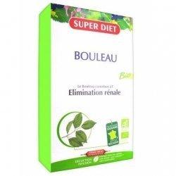Superdiet Bouleau Bio Elimination Rénale 20 Ampoules