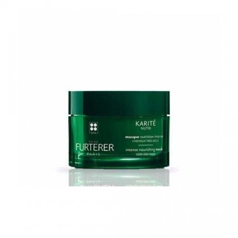 Furterer Karite Masque Nutrition Cheveux Très Secs Pot 200 Ml pas cher, discount