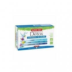 Superdiet Protocole Détox Bio 30 Ampoules