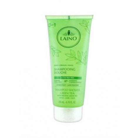 Laino Shampooing Douche 3en1 Thé Vert 200ml pas cher, discount