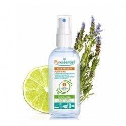 Puressentiel Lotion Spray Antibactérien Main & Surfaces 80ml pas cher, discount