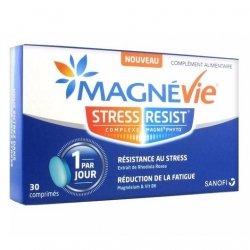 Sanofi Magnévie Stress Fatigue 30 Comprimés