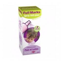 Full Marks Spray Anti-Poux 150ml + Peigne pas cher, discount