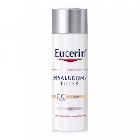 Eucerin Hyaluron Filler CC Cream Light 50 ml pas cher, discount