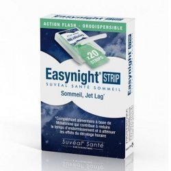 Densmore Easynight Strip Sommeil Jet Lag x20