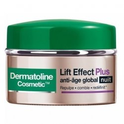 Dermatoline Cosmetic Lift Effect Plus Anti-Age Global Nuit 50ml