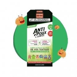Cinq Sur Cinq Kit Anti-Poux & Lentes Environnement et Textiles