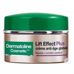 Dermatoline Cosmetic Lift Effect Plus Crème Anti-Age Peaux Sèches 50ml