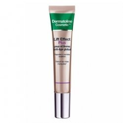 Dermatoline Cosmetic Lift Effect Plus Yeux Lèvres Anti-Age Global 15ml