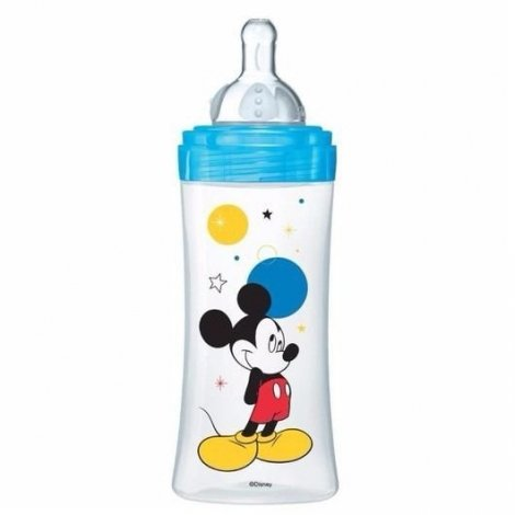 Dodie Biberon Disney Mickey 2ème Age 330ml pas cher, discount