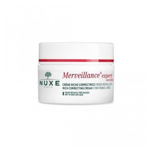 Nuxe Merveillance Expert Enrichie Crème Riche Rides Installées 50 ml pas cher, discount