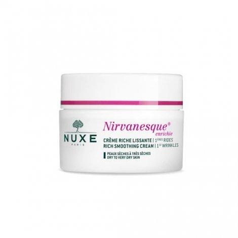 Nuxe Nirvanesque Crème Enrichie Lissante 1ères Rides 50 ml pas cher, discount