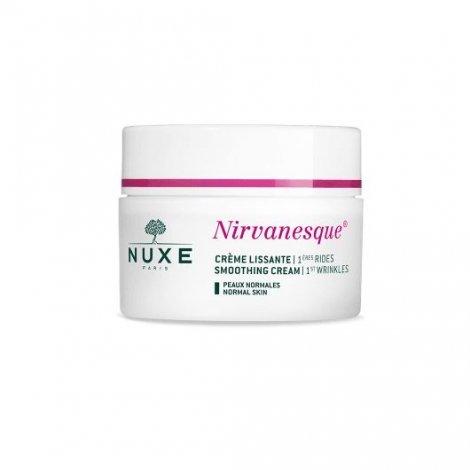 Nuxe Nirvanesque Crème Lissante 1 ères Rides Peaux Normales  50 Ml pas cher, discount