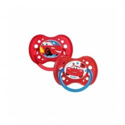 Dodie Disney Cars Duo Tétines 18 Mois