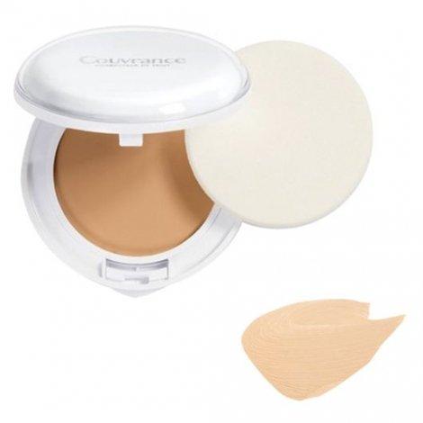 Avène Couvrance 02 Confort Crème de Teint Compacte Naturel 10 G pas cher, discount