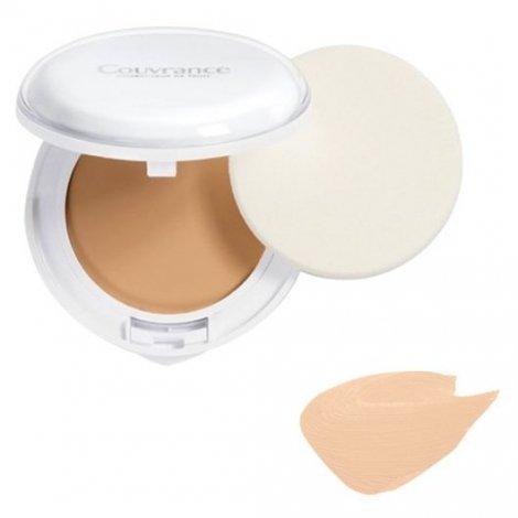Avène Couvrance Crème de Teint Compacte Confort N°1.0 Porcelaine SPF30 10g pas cher, discount