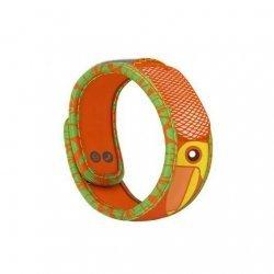 Parakito Kids Bracelet Anti-Moustiques Modèle Toucan + 2 Plaquettes