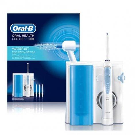 Oral-B Braun Waterjet Oral Health Center pas cher, discount