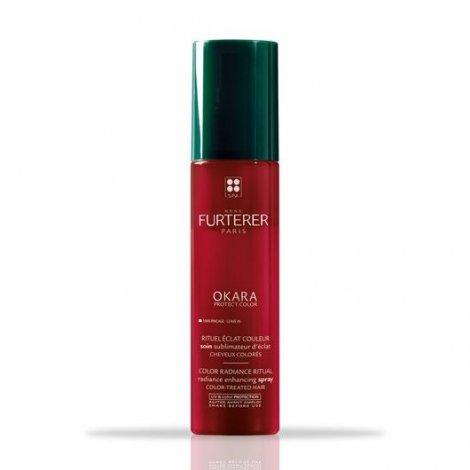 Furterer Okara Soin Sublimateur d'Eclat Cheveux Colorés 150ml pas cher, discount