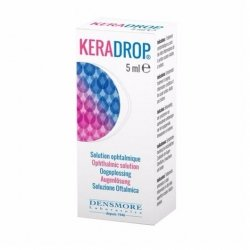 Densmore Keradrop Solution Ophtalmique 5ml pas cher, discount