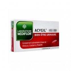 Mediflor Acygil Bien-Etre Urinaire Femme 15 Comprimés pas cher, discount