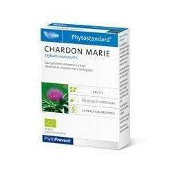Pileje Chardon Marie 20 Gelules Végétales pas cher, discount