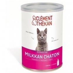 Clément Thékan Milkkan Lait Maternisé Chaton 400 g