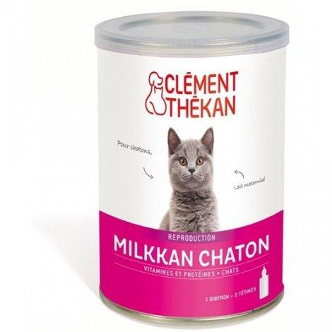 Clément Thékan Milkkan Lait Maternisé Chaton 400 g pas cher, discount