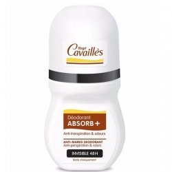 Roge Cavailles Déo Soin Roll-On Invisible 50ml