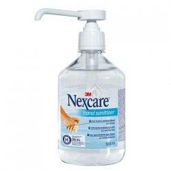 Nexcare Gel Antiseptique Mains Sans Rinçage 500ml
