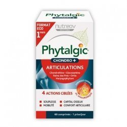 Nutreov Phytalgic Chondro+ Articulations 60 Comprimés pas cher, discount