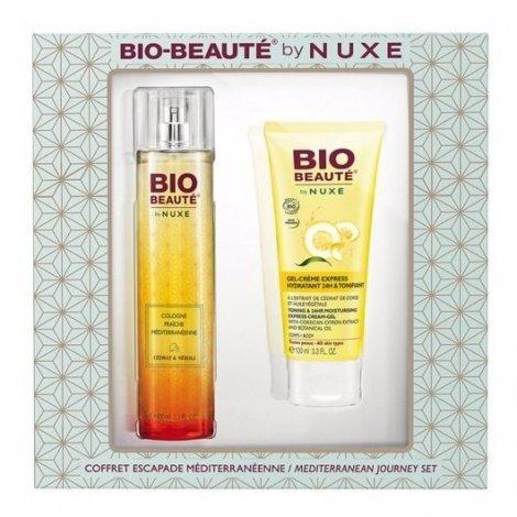 Nuxe Bio-Beauté Coffret Escapade Méditerranéenne x2 Produits pas cher, discount
