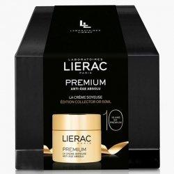 Liérac Premium Coffret Collector Crème Soyeuse Or 50ml