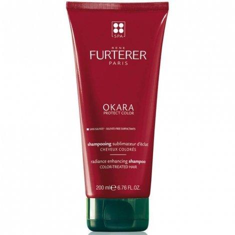 Furterer Okara Cheveux Colorés Shampooing Sublimateur Eclat 200ml pas cher, discount