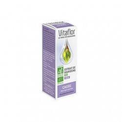Vitaflor Extrait De Bourgeons Bio Cassis 15ml