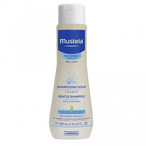 Mustela Bébé Shampooing Doux Cheveux Délicats 200ml pas cher, discount
