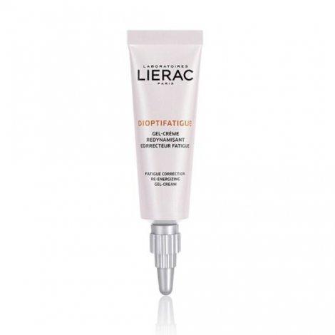 Liérac Dioptifatigue Gel-Crème Redynamisant Correcteur 15ml pas cher, discount