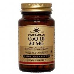 Solgar CoQ-10 Energie 30 Gélules Végétales