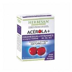 Herbesan Acérola+ 30 Comprimés pas cher, discount
