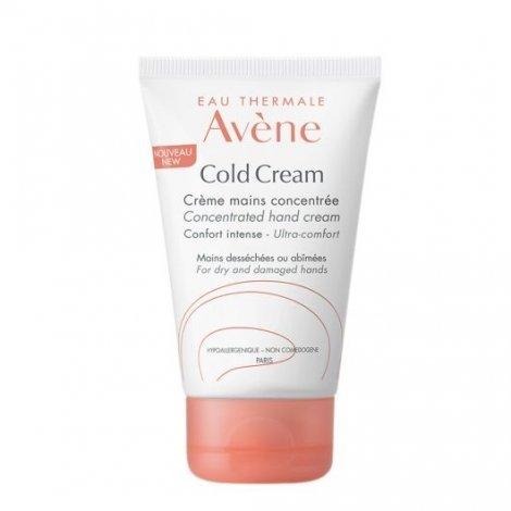 Avène Cold Cream Crème Mains Concentrée 50 ml pas cher, discount