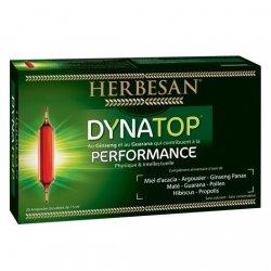 Herbesan Dynatop Performance 20 Ampoules pas cher, discount