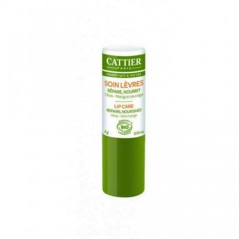Cattier Soin des Lèvres Stick 4g pas cher, discount