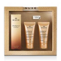 Nuxe Coffret Parfum Prodigieux 30 ml + Huile de Douche et Lait Parfumé 30ml pas cher, discount
