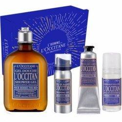 L'Occitane Coffret L'Occitan Homme x4 Produits pas cher, discount