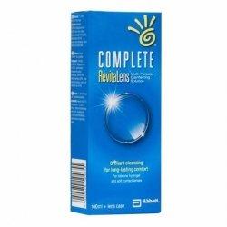 Abbott Complete Revitalens Désinfectant Lentilles 100ml pas cher, discount
