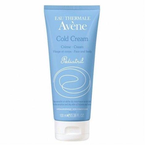 Avène Pédiatril Cold Cream 100ml pas cher, discount