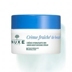 Nuxe Crème Fraîche de Beauté Hydrate, Apaise 48h Peaux Normales 50 ml pas cher, discount